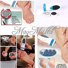 Foot Care Pedi Spin Electric Removes Calluses Pedicure Dead Dry Original Skin  ぴ