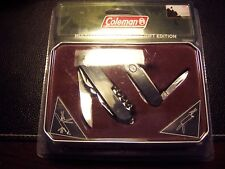 Coleman Multi Function Knife Set Gift Edition