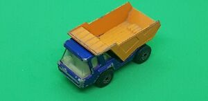 Vintage Matchbox SuperFast No 23 Atlas Dump Tipper Truck Lesney Products 1975 A2