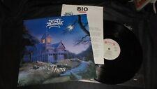 KING DIAMOND Them PROMO 1st press Roadrunner 1988 LP vinyl +OIS vg+/nm +bio note