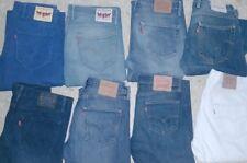 desde España Levi's 501 y otros jeans azul W33 blue vintage USA +00026