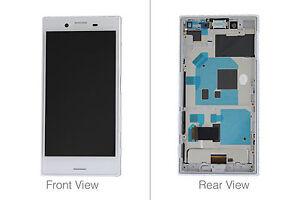 Genuine Sony Xperia X Compact F5321 White LCD & Digitizer - 1304-1871