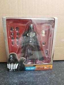 "Star Wars Mafex Darth Vader 6"" Inch Action Figure"