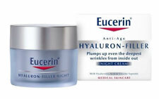 Eucerin Hyaluron Filler Night Cream Anti-Age 50 ml.