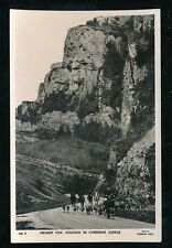 Somerset CHEDDAR Gorge Mendip Fox Hounds RP PPC Tuck & Norman Heal