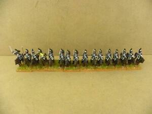 15mm Napoleonic painted French Cuirassier Fre014