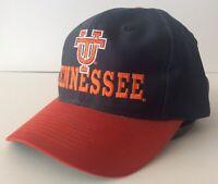 Vintage Tennessee Volunteers Snapback Cap Hat 90s NCAA SEC Streetwear Adult Size