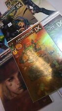 Aphrodite IX #1-4, 0 Top Cow full series Dynamic Forces #1 COA free shipping