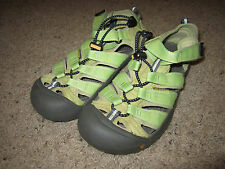 Keen Waterproof Sport Trail Hiking Sandals Closed Back Shoes Mens 5 Womens 7