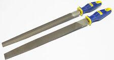 Flat Curved File Set Engineer Metalwork 2pc 300mm WW197