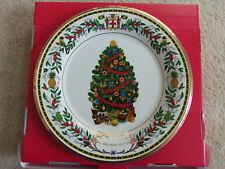 FREE S&H Lenox 2013 Annual Christmas Trees Around the World Plate Jamaica NIB