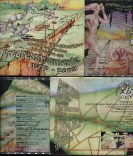 CD PROGRESSIVAMENTE 1973 - 2003 -OSANNA NEW TROLLS METAMORFOSI LEONERO  SEALED