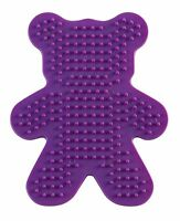 BEAR Pegboard  for Perler fuse beads - NEW