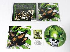Poison Autographed CD Bret Michaels Rikki Rockett CC Deville Bobby Dall