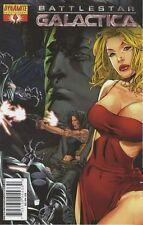 BATTLESTAR GALACTICA  Comic Book n°4 Variante C BSG comic book n°4 Cover C