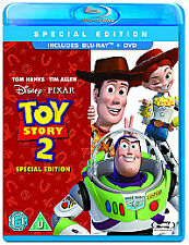 Toy Story 2 (Blu-ray/DVD, 2010, 2-Disc Set, Special Edition DVD/Blu-Ray)