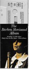 cassette tape the BARBARA STREISAND album