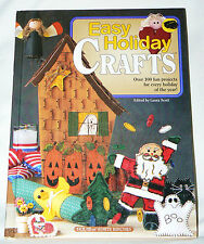 Easy Holiday Crafts (1998 HC) > 100 projects for every holiday - Laura Scott, ed