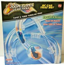 Zoom Tubes RC Car Trax Set As Seen On TV Brand New