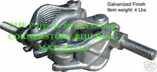 8 New Galvanized Scaffolding Cheeseborough Swivel Clamp CBM1290