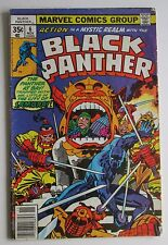 Marvel Comics, Black Pather  # 6  Photos Show  Good Condition
