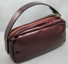 New LANCOME Cosmetic Makeup Bag from USA-Maroon