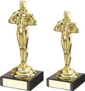 OSCAR' - Oscar Style Awards- Free Engraving & Delivery