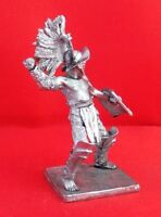 Tin Metal Toy Figurine Figure Soldier Model 1:32 54mm Thracian gladiator
