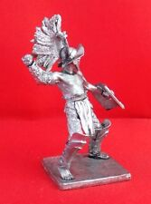 Tin Metal Toy Figurine Figure Soldier Model 1:32 54mm Thracian gladiator