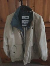 Men's Vintage LONDON FOG Sporty Casual Windbreaker Jacket Size XL REG-Lined