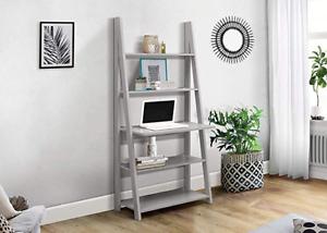 BRAND NEW Birlea Dayton Ladder Desk - Grey