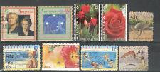 R2838 - AUSTRALIA 1993 - SERIE COMPLETA TRENI N°1326/51 - VEDI FOTO