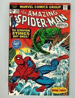 MARVEL AMAZING SPIDER-MAN #145 THE SCORPION STINGS BUT ONCE NM HG JUNE 1975