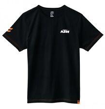 KTM T-SHIRT RACING TEE NERA BLACK  TAGLIA XS  COD. 3PW1756601