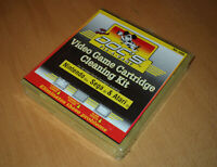 Sammler 1989 Nintendo NES Sega Atari Doc's Video Game Cart Cleaning Kit SEALED