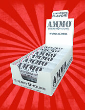 Ammo Energy Shot - FRUIT PUNCH, 12 Pack BETTER THAN 5 Hour Energy! Drink