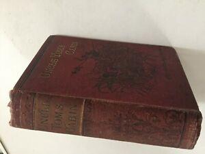 Vintage, Uncle Toms Cabin - Harriet Beecher Stowe - Hardback