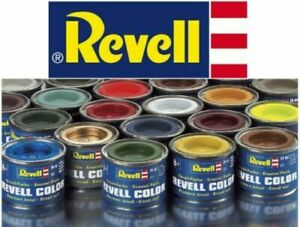Revell EMAIL COLOR 14ml Paint Fantasy Model Hobby Airbrush Choose / Mix