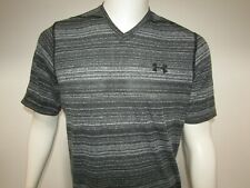 UNDER ARMOUR THREADBORNE V-NECK SHIRT MENS SIZE M