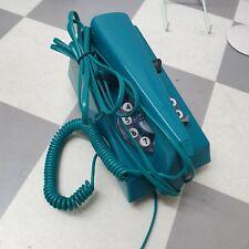 Trimtone Retro Telephone Teal