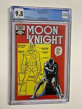 Moon  Knight 19 CGC 9.8 WP 1982 Marvel