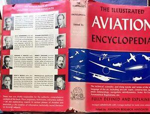 The illustrated Aviation Encyclopedia Aviation Research Associates HC DJ 1944