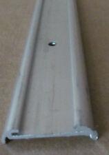 "96"" Aluminum Vinyl Insert Type RV Trailer Boat No Lip Flat Trim 1 1/8 x 1/4"