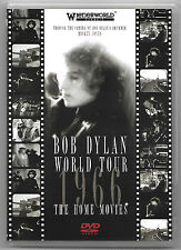 DVD / BOB DYLAN - WORLD TOUR 1966 THE HOME MOVIES (MUSIQUE CONCERT)