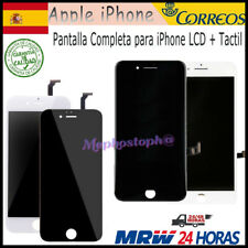 Pantalla Para iPhone 5 5SE 6+ 6S Plus 7 Plus 8 LCD Tactil Digitalizador + Marco