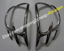 Goldwing GL1800 Chrome Parts For Honda Mirror Back Accent Grilles Garnish Cover
