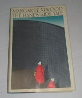 The Handmaid's Tale Margaret Atwood 1986 First Edition First Printing Dystopia