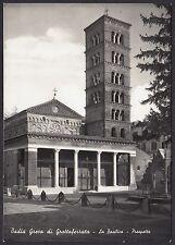 AA4063 Roma - Provincia - Badia Greca di Grottaferrata - La Basilica - Postcard