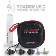 Alpine MusicSafe Pro Gehörschutz Black & Box & Cleanerspray  NEUES MODELL