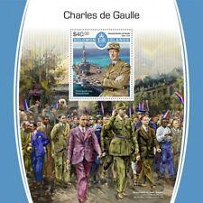 SOLOMON ISLANDS Charles de Gaulle s/s S201802